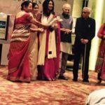 Mahila Mangal Woman Achiever Award 2015