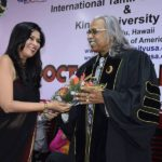 Doctorate Graduation Ceremony Recognition